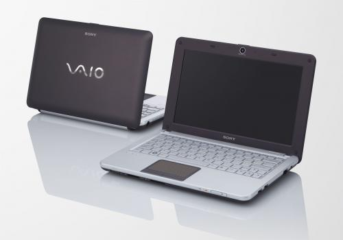 Sony VPC-W notebook
